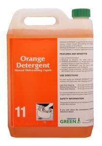 Orange Detergent #11 5ltr - Click for more info