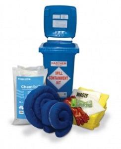120Lt Hazchem Spill Kit