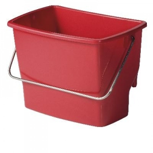 Ezy Ergo Side Bucket Red - Click for more info