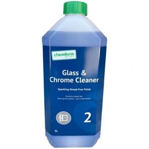 Glass & Chrome Cleaner #2 5Ltr