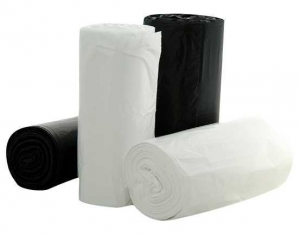 Regal 72ltr Black Bin Liner HD Degradable 25/roll 10 rolls - Click for more info