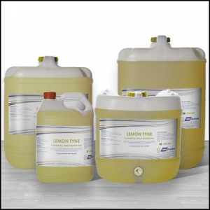5Ltr Lemontyne Disinfectant - Click for more info