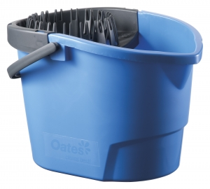 Cone Wringer Ezy Squeeze Bucket Blue 12lt - Click for more info