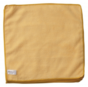 Micro Fibre Cloths Value 10 Pack Yellow
