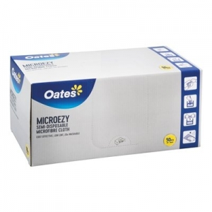 Microezy Yellow 50 wipes per Box