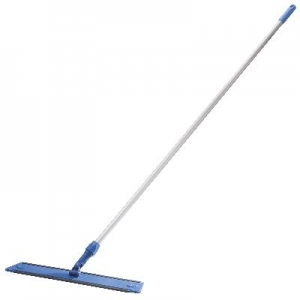 600Mm Mega Flat Mop Oates--Blue - Click for more info