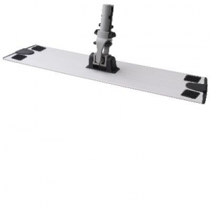 400Mm Fluid Aluminium Flat Mop Head 397W X 77D X 43H - Click for more info
