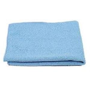 M'FIBRE CLOTH BLUE 1PKT x 5 CLOTH 40x40cm - Click for more info