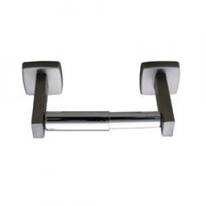 Single Roll Toilet Paper Dispenser Ss - Satin