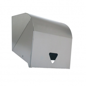 Stainless Steel Roll Towel Dispenser - Click for more info