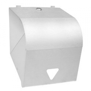 Metlam Paperroll Towel White Metal Disp - Click for more info