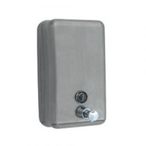 Stainless Steel Vertical Soap Dispenser 1.2Ltr