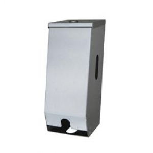Double Toilet Paper Holder Ss - Click for more info