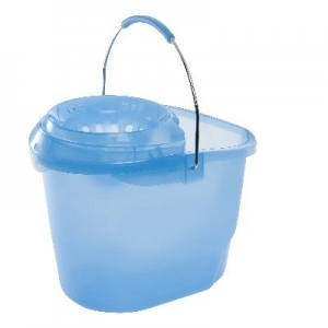 Bucket Cone Wringer Mop - Click for more info
