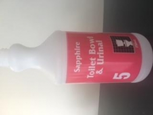 Sapphire #5 Pink Spray Bottle 750ml - Click for more info