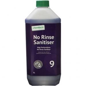 No Rinse Hand Sanitiser 5 Litre  #9