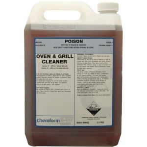 Oven & Grill Cleaner 5 Litre