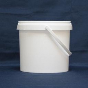 5ltr Pail with Handle - Click for more info