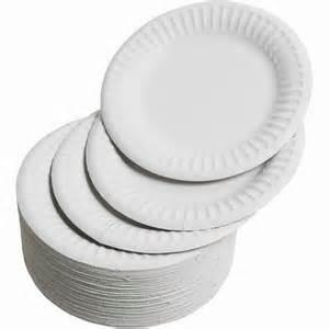 6' Paper Plate Coated Ctn/1000 - Click for more info