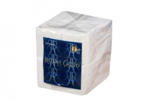 Royal Gold Luncheon Napkin 1 ply 8 fold 250 sheet 24 packs - Click for more info