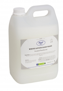 Regal White Lotion Soap 5ltr - Click for more info