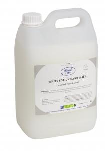 Regal White Lotion Soap 5Ltr