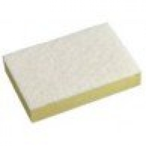 Non-Scratch Scour N Sponge Yellow/white No.210 pack of 10