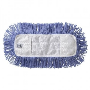 35cm Dust Mop Fringe Blue - Click for more info