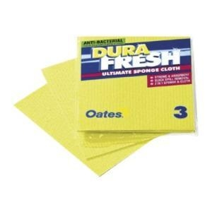 D/Fresh As Sp Cloths 3Pk - Click for more info