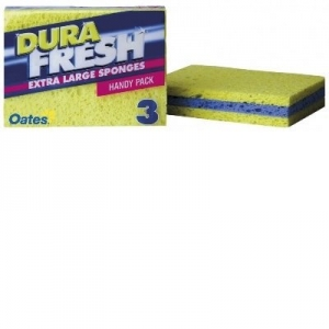 Durafresh Extra Large Sponges (3pack) - Click for more info