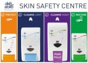 Deb GrittyFOAM Skin Protection Centre - Large - Click for more info