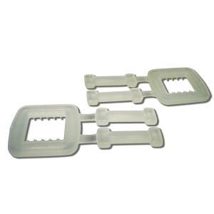 12mm Poly Buckles (1000/CTN) - Click for more info