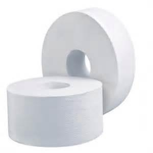 Stella Premium Jumbo toilet roll 2ply 300m x 8 rolls - Click for more info