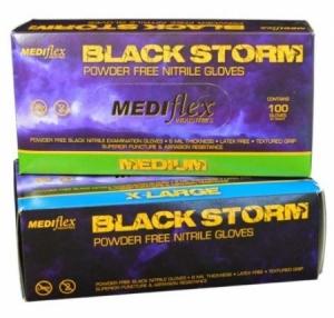 Balck Storm Pf Nitrile Medium