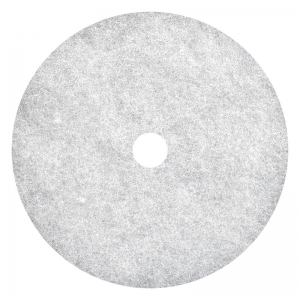 Glomesh 525mm White Super Polish Regular Speed Floor Pads