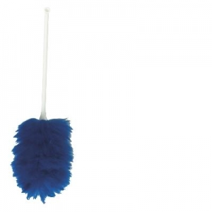Oates Wool Duster 50cm Plastic Handle
