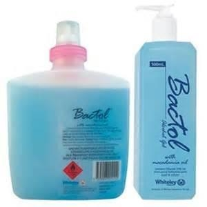 Bactol Alcohol Gel X 12 - Click for more info