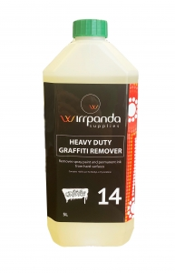 Wirrpanda HD Graffiti Remover 5litre