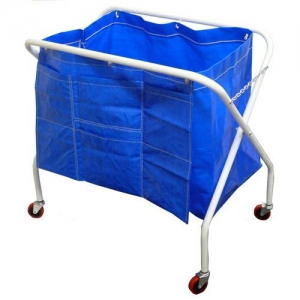 Waste Trolley NAB Complete/W Bag